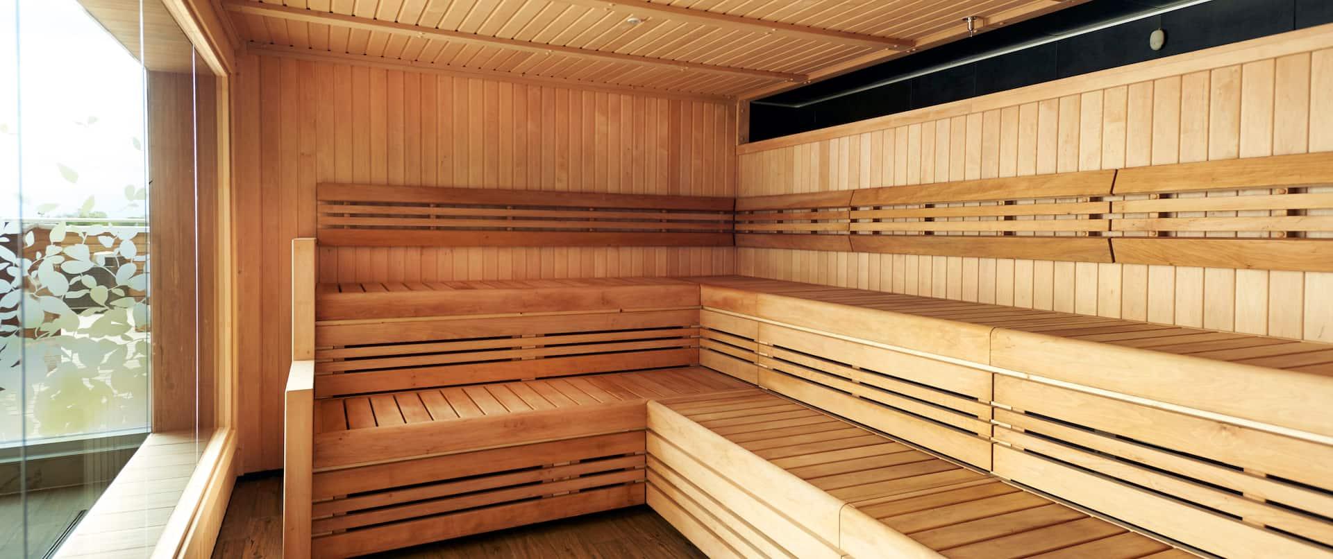eforea Spa Sauna