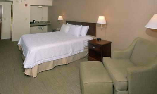 Accessible King Standard Bedroom