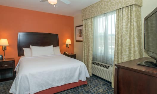 Single Queen Guestroom Suite