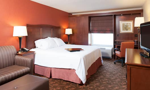 Accessible Room with King Bed