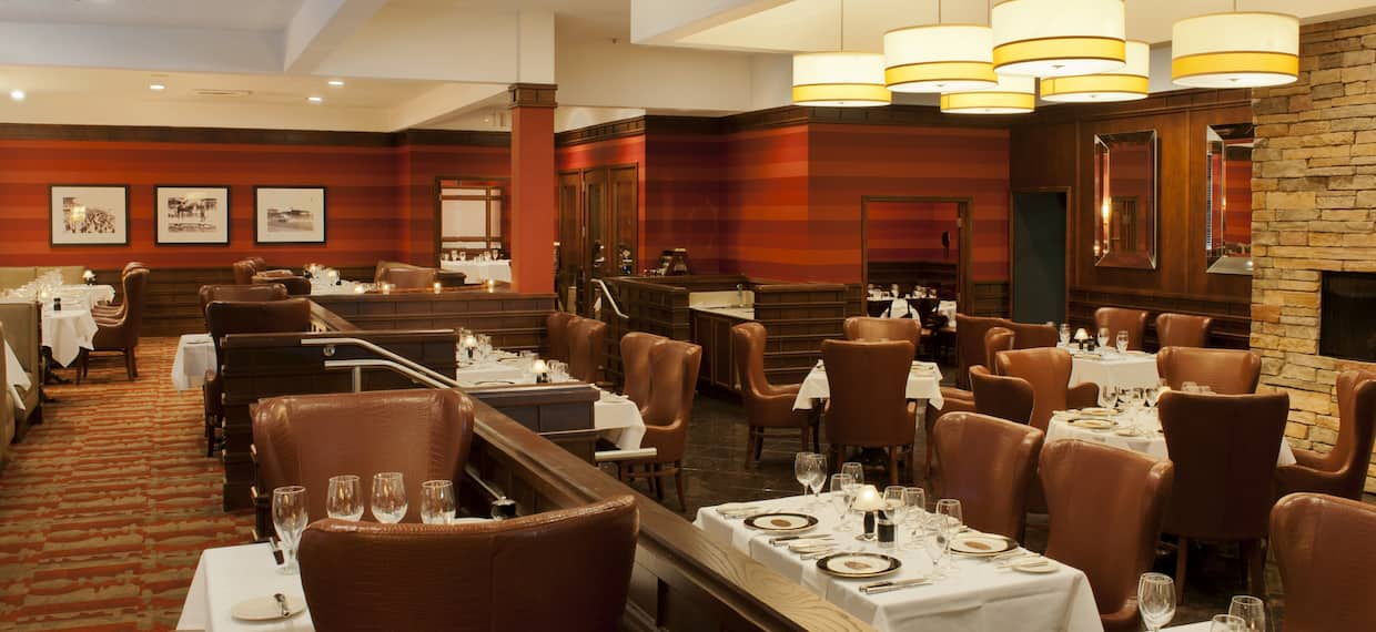 Porter's Steakhouse Interior