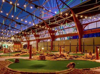Mini Golf Union Station