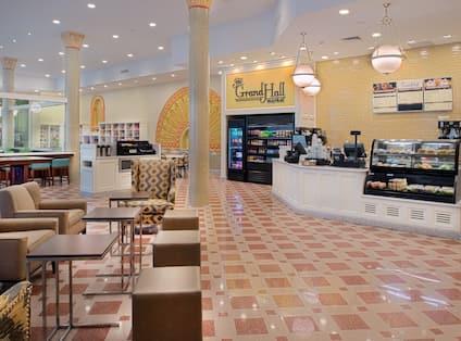 Grand Hall Market