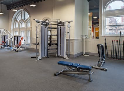 Fitness Center, Overview