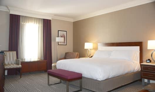 Modern King Room
