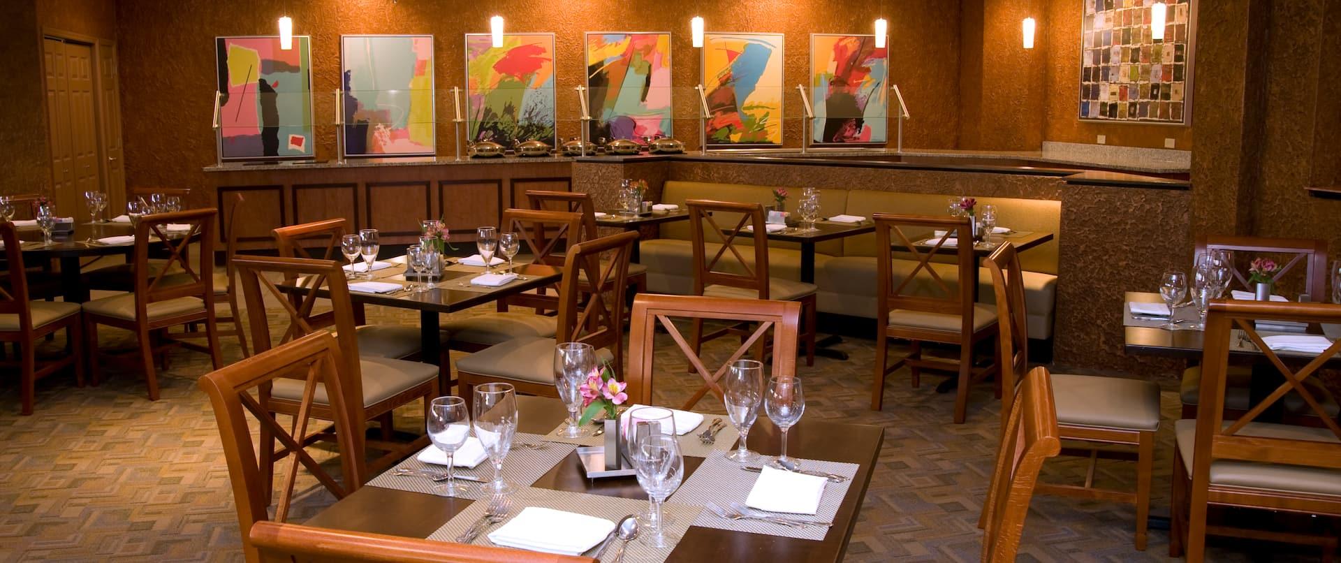 Copperfields Restaurant Dining Room
