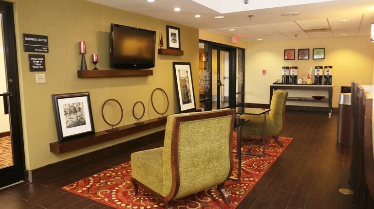 Hampton Inn Hotel in Sumter, SC