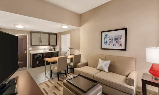 RoperSuite Living Area