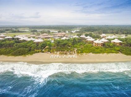 Aerial View, Shoreline