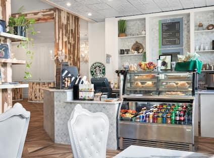 On-Site Cafe Coffe Shop
