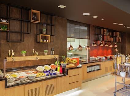 Breakfast Buffet Olive Tree Restaurant