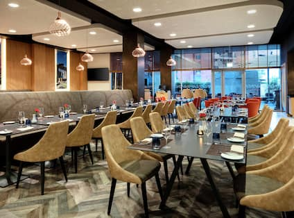 Olive Tree Restaurant Tables