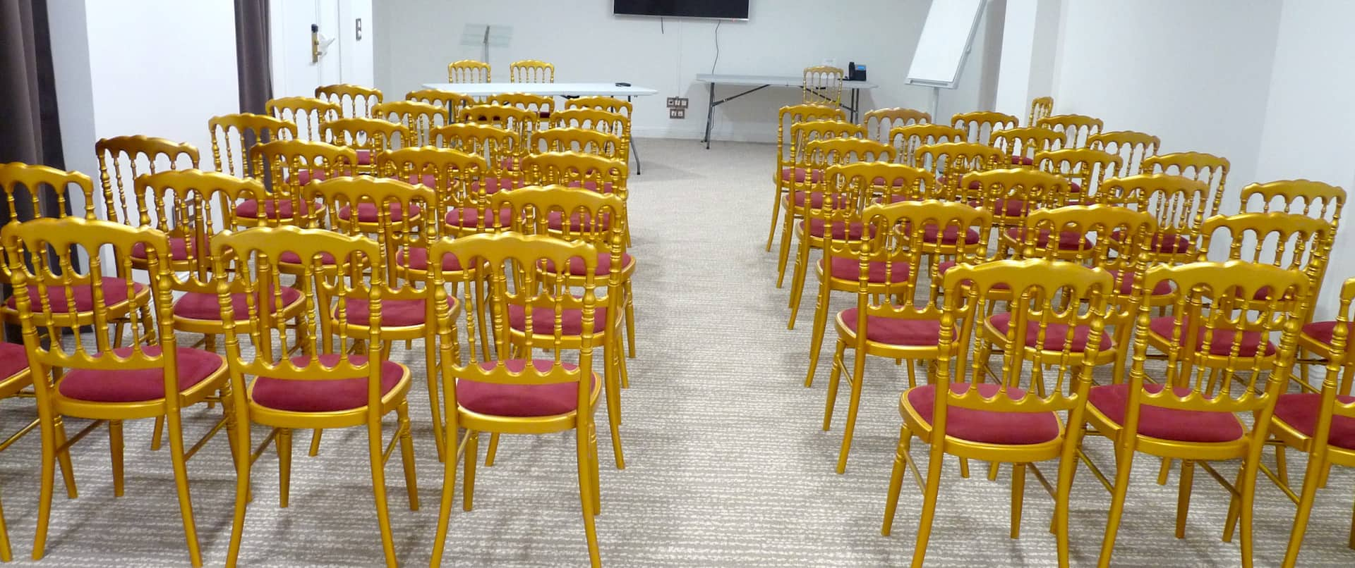 Vespucci Meeting Room Area