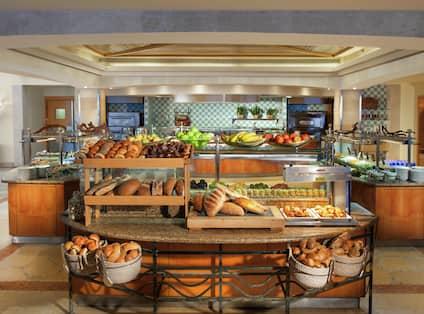 Cafe Breakfast Area