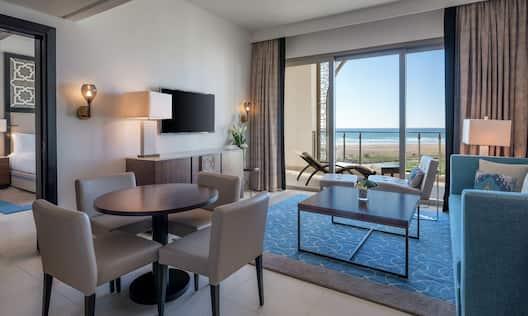 1 Bedroom Apartment Living Room