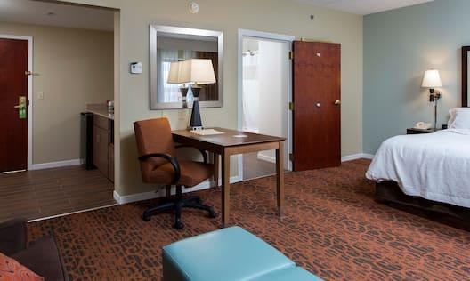 One King Bedroom Suite