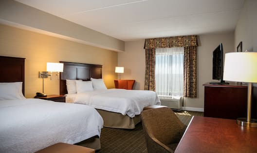 2 King Standard Beds
