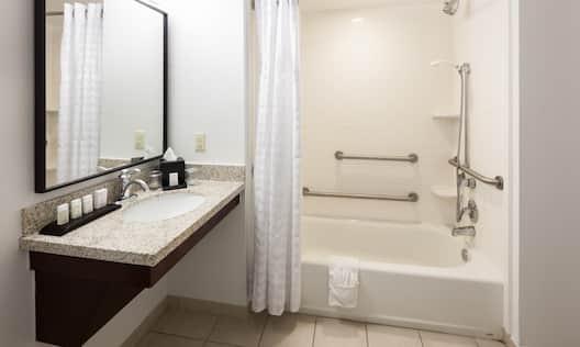 Accessible Bathroom Tub