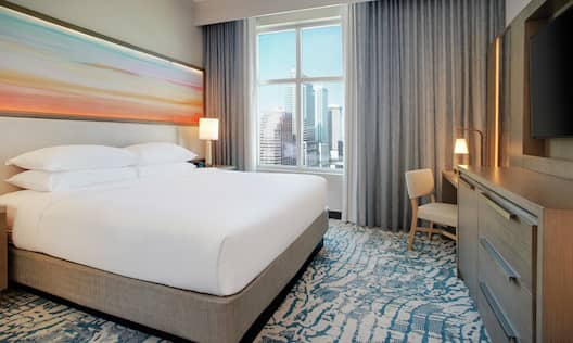 King City View Guestroom