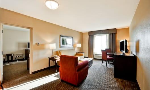 Suite Living Area 3