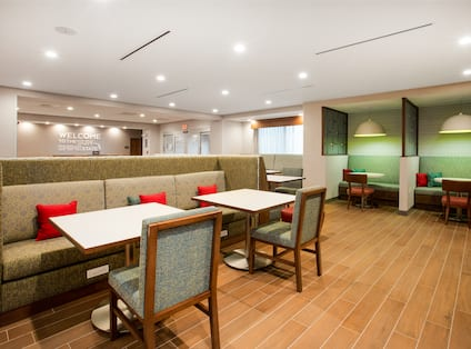 Dining Area in Lobby