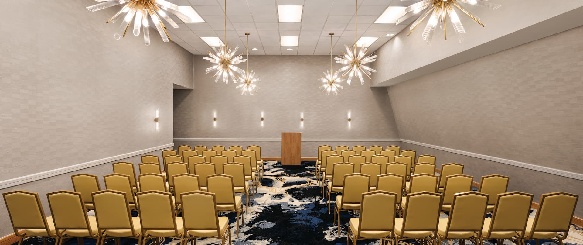 Florida Meeting Room Theater Seating