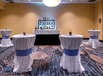 Ballroom Bar Area