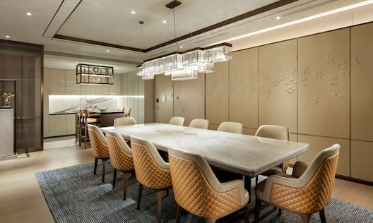 King Presidential Suite - Dining Area