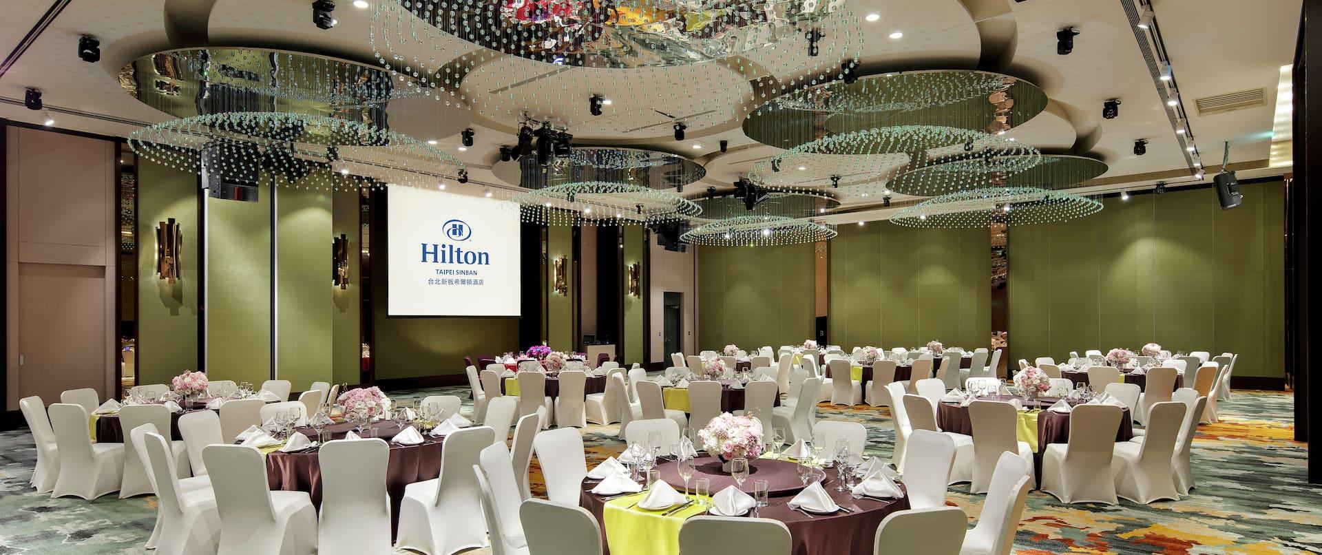 Auspicious Ballroom - Wedding
