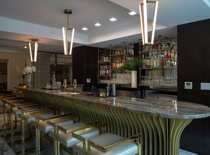 Commerce Lounge Bar Seating