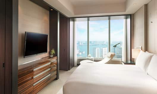 KING EXE SUITE BAY VIEW