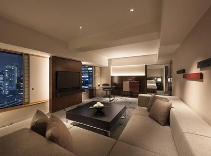 Hilton Tower Suite