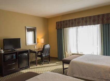 Accessible Two Queen Bed Guestroom