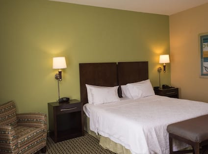 One King Guest Bedroom