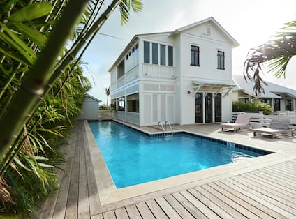 Exterior of Suite with Pool