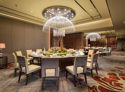 Yuxi Private Dinning Room