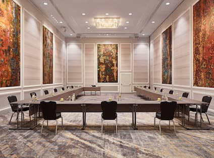 Grand Klmit Meeting Hall
