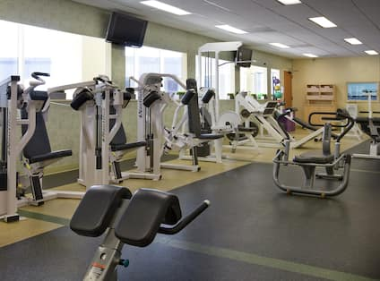 Fitness Centre Equipment
