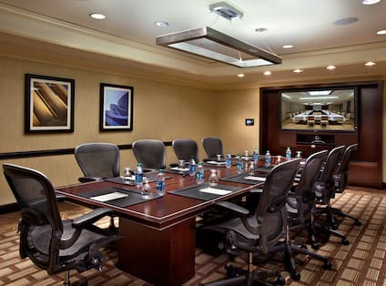 Newlands Boardroom