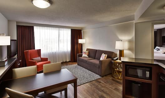Premium Living Room Suite