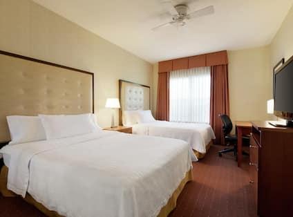 Accessible 2 Bedroom Suite