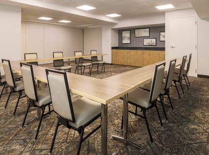 Meeting Room  UShape - Montgomery