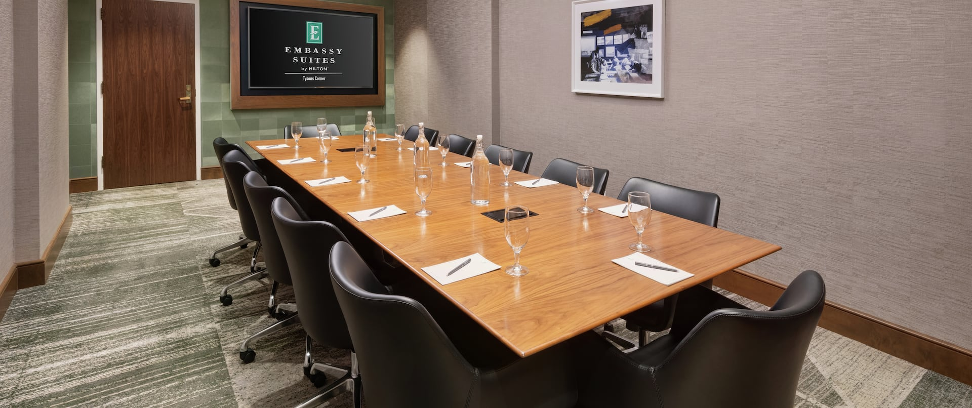 Envoy Boardroom Meeting Space