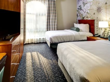 Guestroom with Double Beds
