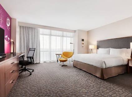Accessible King Guest Room