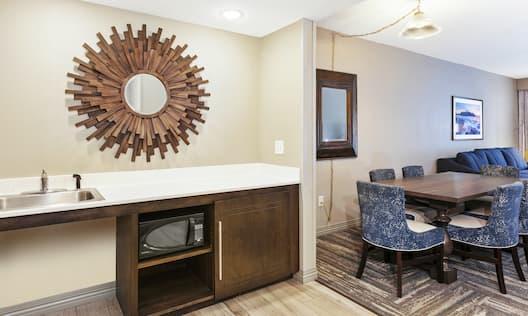 Double Queen Accessible Suite