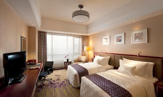 Twin 2 Bed Guestroom