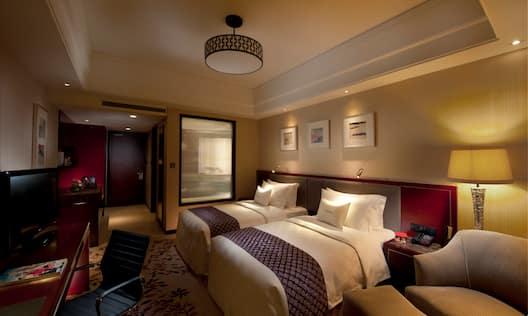 2 Twin Beds Deluxe Room