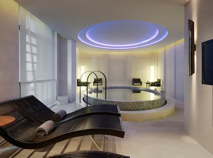 Guest Spa Room