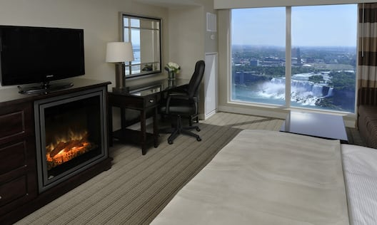 Two Bedroom Fallsview Suite
